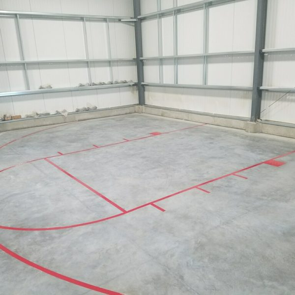 Sealed Concrete Floors | Silver Crest Corp.