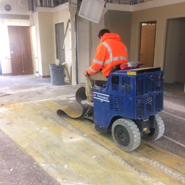 Silver Crest Corp epoxy flooring