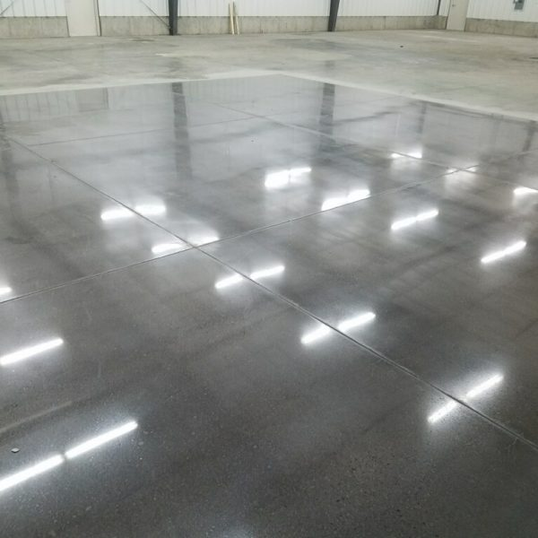 Polished Concrete in Rexburg, Idaho | Silver Crest Corp.