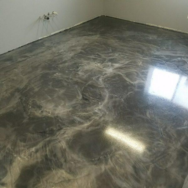 Silver Crest Corp Epoxy Floor