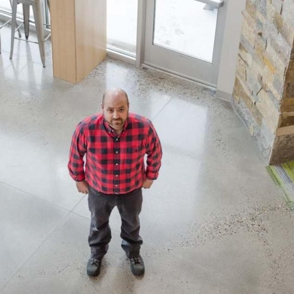 Sealed Concrete Floors in Rexburg, Idaho | Silver Crest Corp.